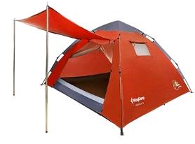 Палатка трехместная KingCamp Monza 3 Orange