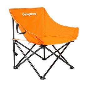 Кресло туристическое складное KingCamp Steel Folding Chair Orange