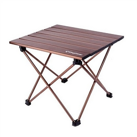 Стол раскладной KingCamp Ultra-Light Folding Table Brown