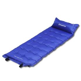 Коврик самонадувающийся KingCamp Base Camp Comfort Blue