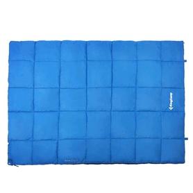 Мешок спальный (спальник) KingCamp Active 250 Double (KS3189) R Blue