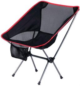 Кресло туристическое складное KingCamp Alu Leisure Chair (KC3919) Black