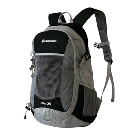 Рюкзак городской KingCamp Olive 25 black