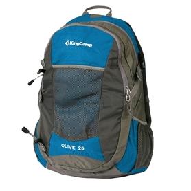 Рюкзак городской KingCamp Olive 25 Blue