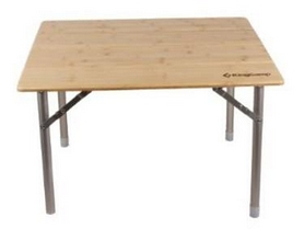 Стол складной KingCamp KC3954A 4-Fold Bamboo Table