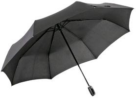 Зонт Euroschirm Elk leather 3430 black 3430-1120