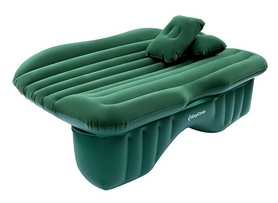 Матрас надувной автомобильный KingCamp Backseat Air Bed Green