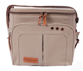 Сумка изотермическая KingCamp Cooler Bag Brown 15 л