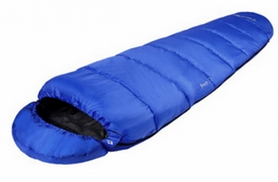 Мешок спальный (спальник) KingCamp Breeze Dark blue R
