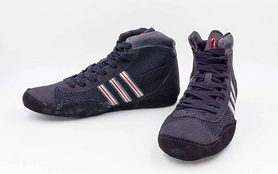 Борцовки замшевые Adidas Combat Speed III OB-2501 Replica