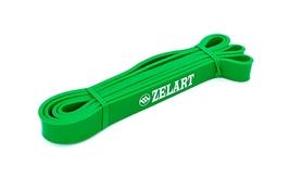 Резинка для подтягиваний (лента сопротивления) ZLT Power Bands green