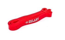 Резинка для подтягиваний (лента сопротивления) ZLT Power Bands red