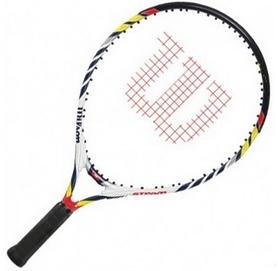 Ракетка теннисная детская Wilson Steam 23
