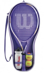 Набор для большого тенниса детский Wilson Venus-Serena Starter Set
