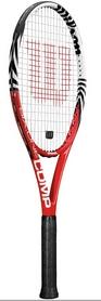 Ракетка для большого тенниса Wilson Six One Comp grip 2