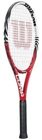Ракетка для большого тенниса Wilson Six One Comp grip 4