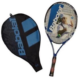 Ракетка для большого тенниса детская Babolat 140058-100 Roddick Junior 145