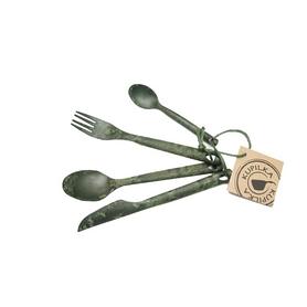 Набор столовых приборов Kupilka Cutlery Set Green 0025G