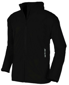 Куртка-дождевик унисекс Mac in a Sac Classic Jacket Adult Black
