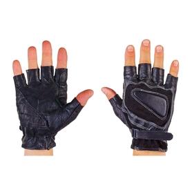 Перчатки для фитнеса ZLT BC-161 черные