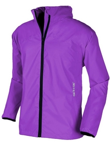 Куртка-дождевик унисекс Mac in a Sac Classic Jacket Adult Orchid Purple