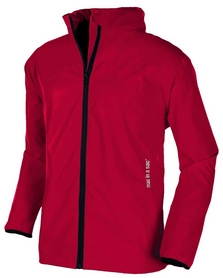Куртка-дождевик унисекс Mac in a Sac Classic Jacket Adult True Red