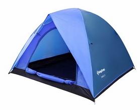 Палатка двухместная KingCamp Family 2 (KT3072) голубая