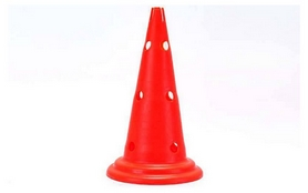 Фишка спортивная конус Soccer 32 см C-5911-R красная