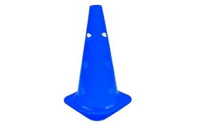 Фишка спортивная конус Soccer 48 см C-5431-B синяя