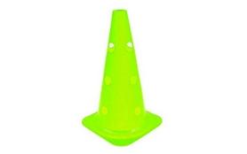 Фишка спортивная конус Soccer 48 см C-5431-G зеленая