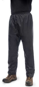 Штаны мембранные Mac in a Sac Origin Overtrousers Jet black