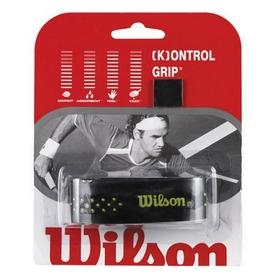 Намотка для теннисной ракетки Wilson Kontrol Grip черная 1 шт