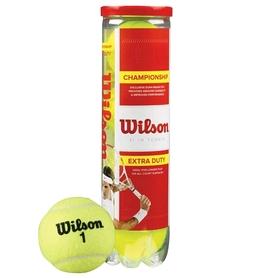 Мяч для большого тенниса Wilson T1110E Championship (4 шт)