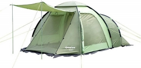 Палатка четырехместная KingCamp Roma 4 KT3069 зеленая