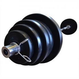 Штанга олимпийская Newt Rock Pro 62 кг + подарок