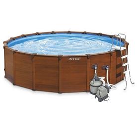 Бассейн каркасный Intex 54928 (478x124 см)