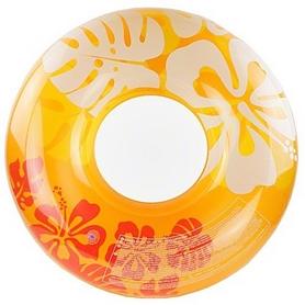 Круг надувной Intex 59251 (91 см) оранжевый