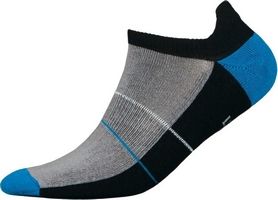 Термоноски унисекс InMove Mini Sport Deodorant черно-синие