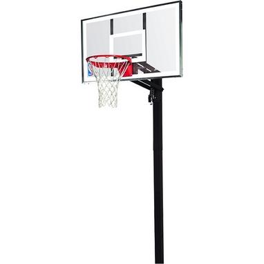 Стойка баскетбольная стационарная Spalding 88365CN 54
