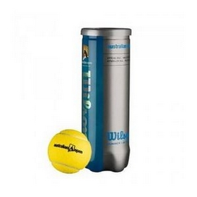 Мяч для большого тенниса Wilson Australian Open T1130 (4 шт)