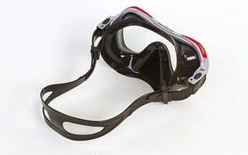 Фото 2 к товару Набор для плавания Dorfin (ZLT) ZP-280A65-SIL-R (маска+трубка) красный