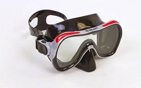 Фото 3 к товару Набор для плавания Dorfin (ZLT) ZP-280A65-SIL-R (маска+трубка) красный