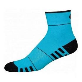 Носки унисекс InMove Fitness Deodorant blue/black