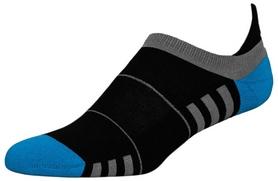 Носки унисекс InMove Mini Fitness black/blue