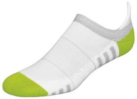 Носки унисекс InMove Mini Fitness white/green