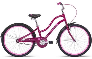 Велосипед подростковый городской Pride Sophie 24