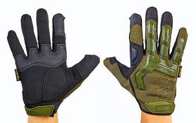 Перчатки тактические Mechanix Wear BC-4623-G темно-зеленые