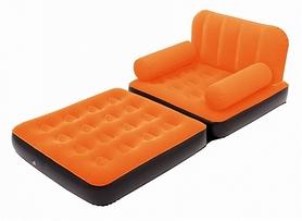 Кресло надувное BestWay 67277-01 оранжевое