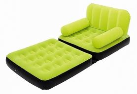 Кресло надувное Bestway 67277-03 салатовое