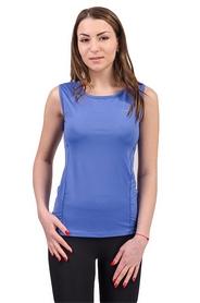 Майка для фитнеса женская Avecs 30114-AV голубая